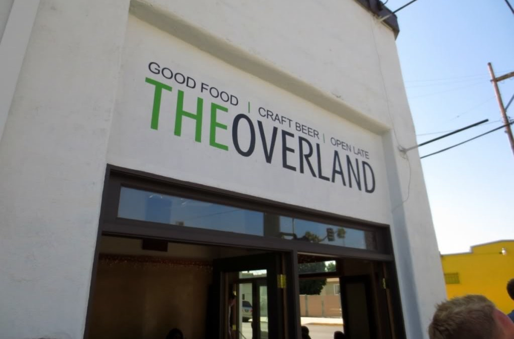 The Overland Cafe