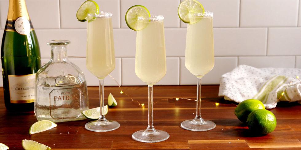 Champagne Margarita/Mimosa