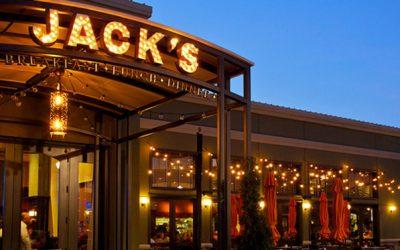 Boozy Bay: Jack's Restaurant